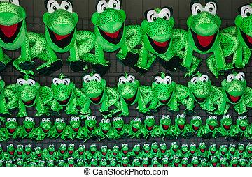 Seaside Frog Prizes