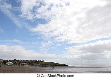 Seaside in South Wales