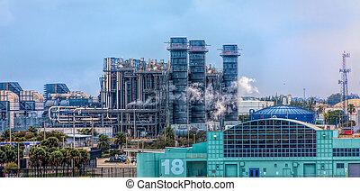 Seaside Industrial Area