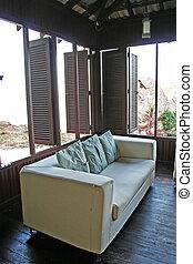 Seaside sofa