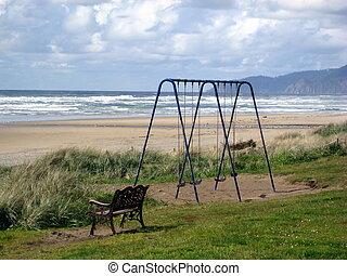 seaside swing 1