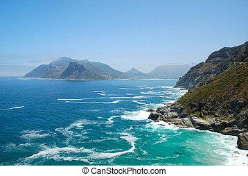seaside view - A scenic Atlantic ocean view near South ...