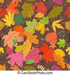 Season rain seamless background. Vector texture
