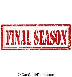 season-stamp, 決賽