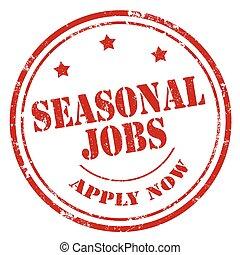 Seasonal Jobs-stamp