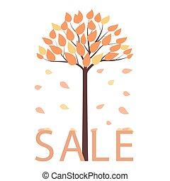 Seasonal sale template