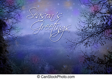 Seasons greetings stock photo images 389964 seasons greetings seasons greetings card seasons greetings card with a m4hsunfo