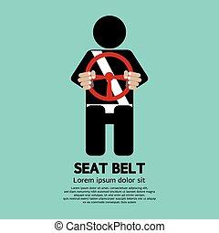 Seat Belt.