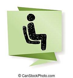 Seat doodle