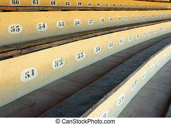 seating bullring