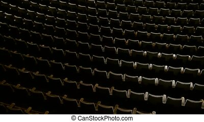 Seats, Theater