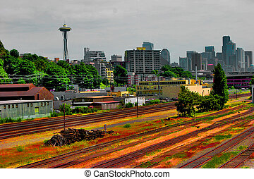 Seattle: A Different View.