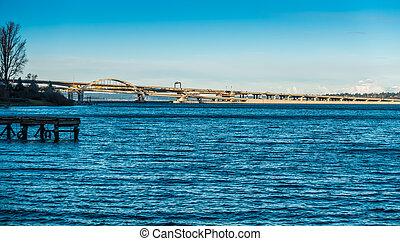 Seattle Highway Bridge 4