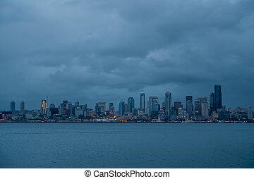 Seattle Night 3