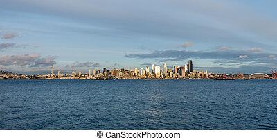 Seattle Skyscrapers 3