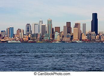 Seattle, Washington State