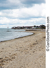Seaview beach north Isle of Wight - Seaview north east Isle...