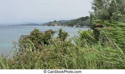 Seaview from Sithonia Peninsula