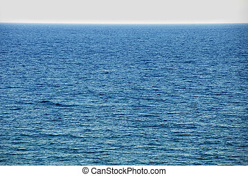 blue sea water abstract natural background