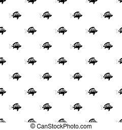Seaweed pattern vector