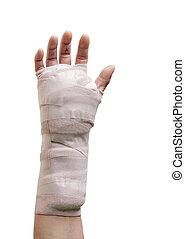 sebészet, kéz