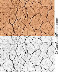 sec, -, texture, tilable, désert, terrestre