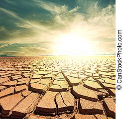 seca, terra