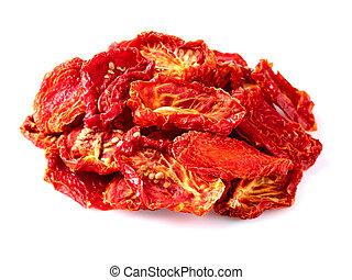 secado, tomate