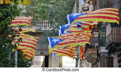 Secessionist Independence Catalonia - Secessionist...