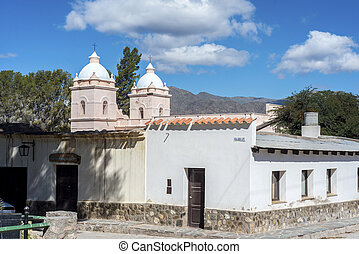 Seclantas in Salta province, Argentina. - Seclantas area...