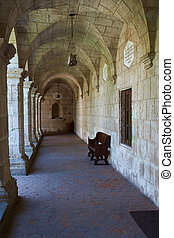 Monasterio Del Carmen - Secluded cloisters in the historic ...