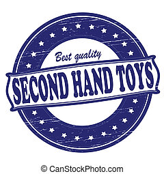 Second hand toys
