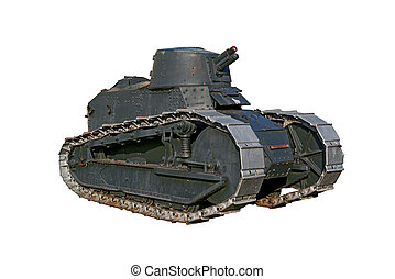 Second World War Light Tank