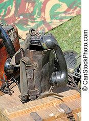 Second World War phone