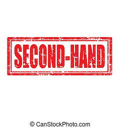 seconda mano