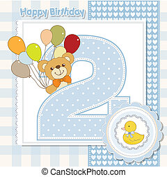 seconde, anniversaire