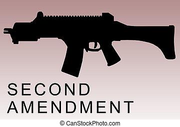 seconde, concept, amendement