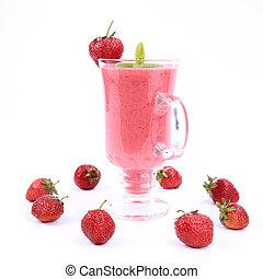 secousse fraise