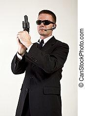 Secret Agent Armed and Dangerous