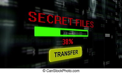 secret files transfer