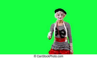 Secret information - Mime tells important information. This...