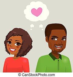 Secret Love Couple