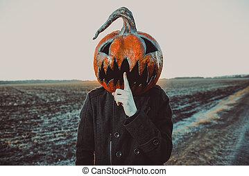secret on halloween