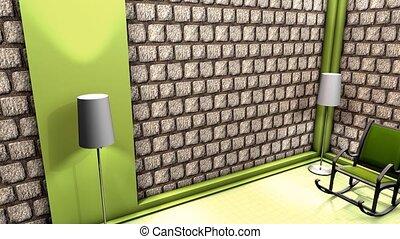 Secret passageway - cgi conceptual animation secret...