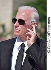 Secret Service Agent Hearing