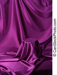 Secret veiled - Something secret veiled under satin silky...