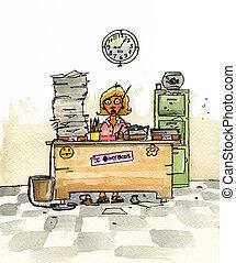 secretario