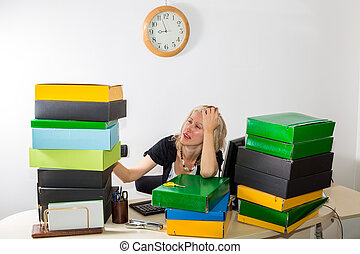 Secretary woman Deadline