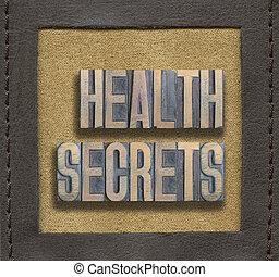 secrets, здоровье, обрамленный