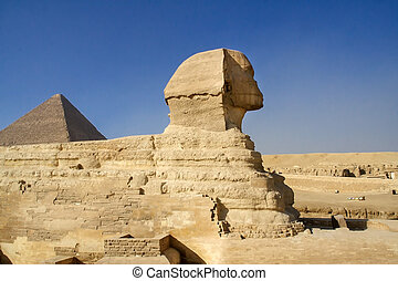 Secrets Of The Sphinx.